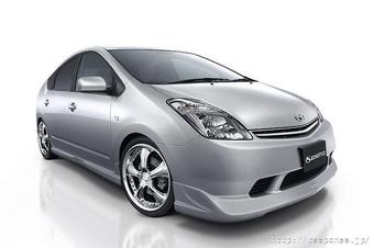 тюнинг Toyota Prius II