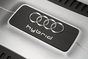 Audi Q7 Hybrid Engine