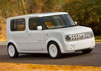 Nissan Denki Cube