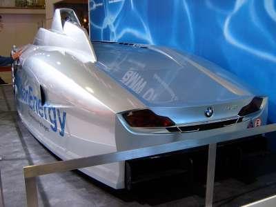 BMW H2R - на MIMS 2006