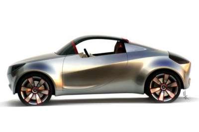 Mitsubishi Roadster