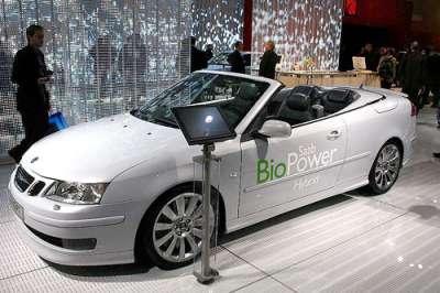 SAAB BioPower