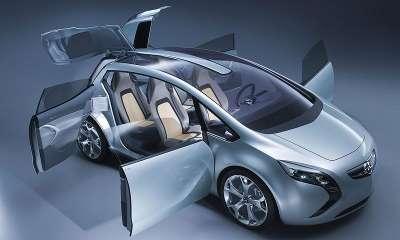 Opel Flextreme Doors