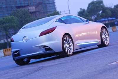 Buick Riviera Back