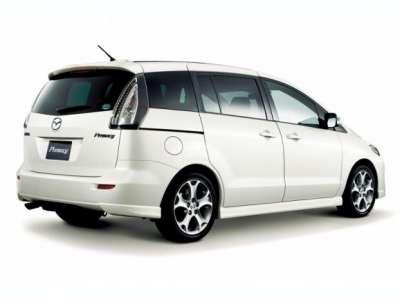 Mazda5 Back
