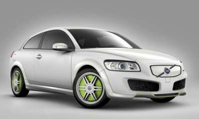 Volvo C30 ReCharge Fas