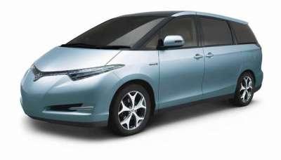 Toyota Estima 2.4 Hybrid